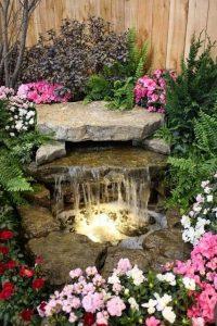 حوضچه برای دکوراسیون باغچه