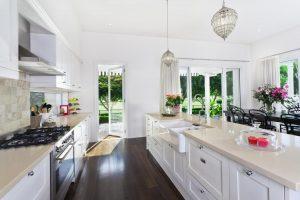 دیزاین مناسب برای اپن آشپزخانه