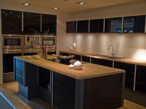 اپن و رنگ مناسب آشپزخانه