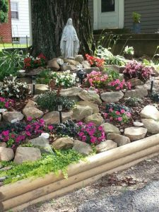 زیباسازی دکوراسیون باغچه