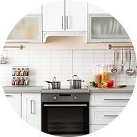 بازسازی آشپزخانه، بازسازی قلب خانه