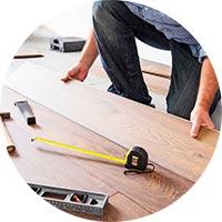 بازسازی و بهبود کف خانه و منزل
