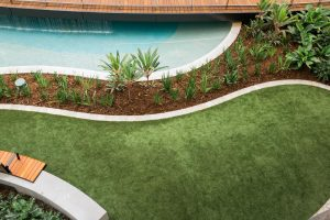 طراحی فضای سبز ویلا ها به سبک مدرن