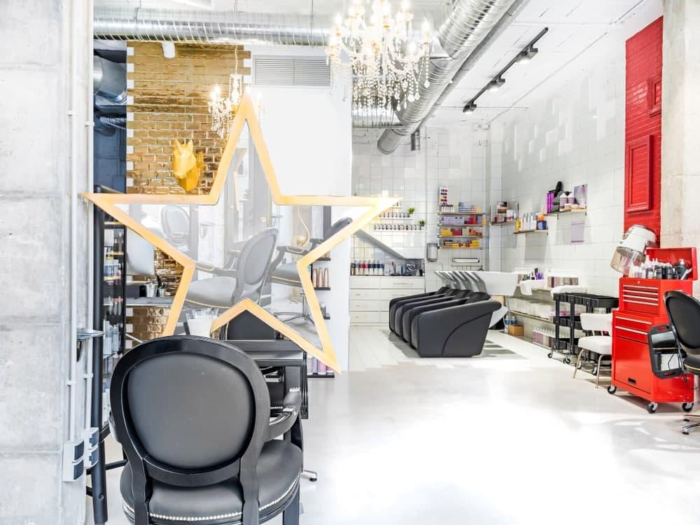 بهترین دکوراسیون آرایشگاه مردانه