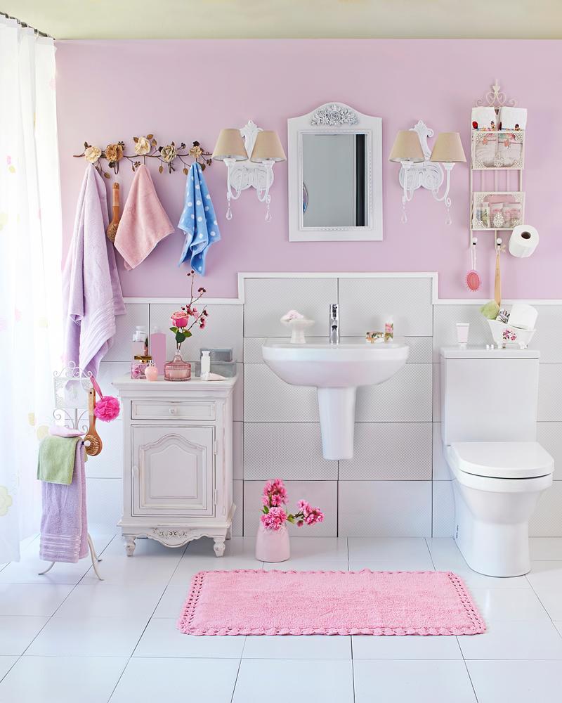 رنگ مناسب برای سرویس بهداشتی منزل