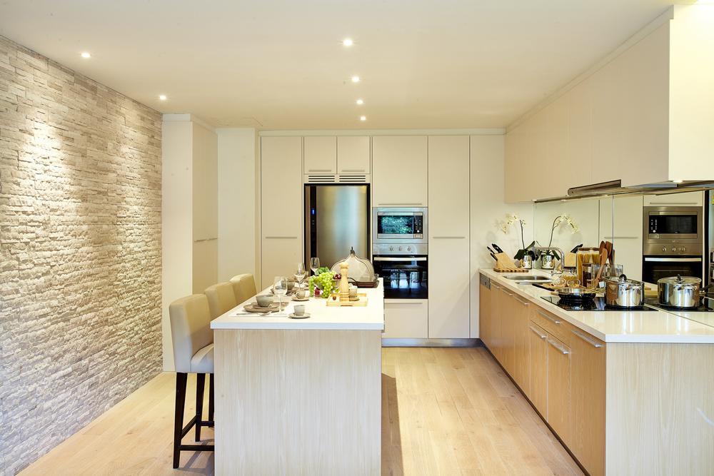 رنگ های کابینت آشپزخانه مدرن