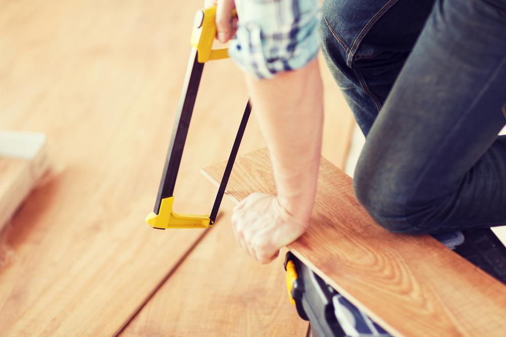 نوسازی و مرمت کف در نوسازی منزل