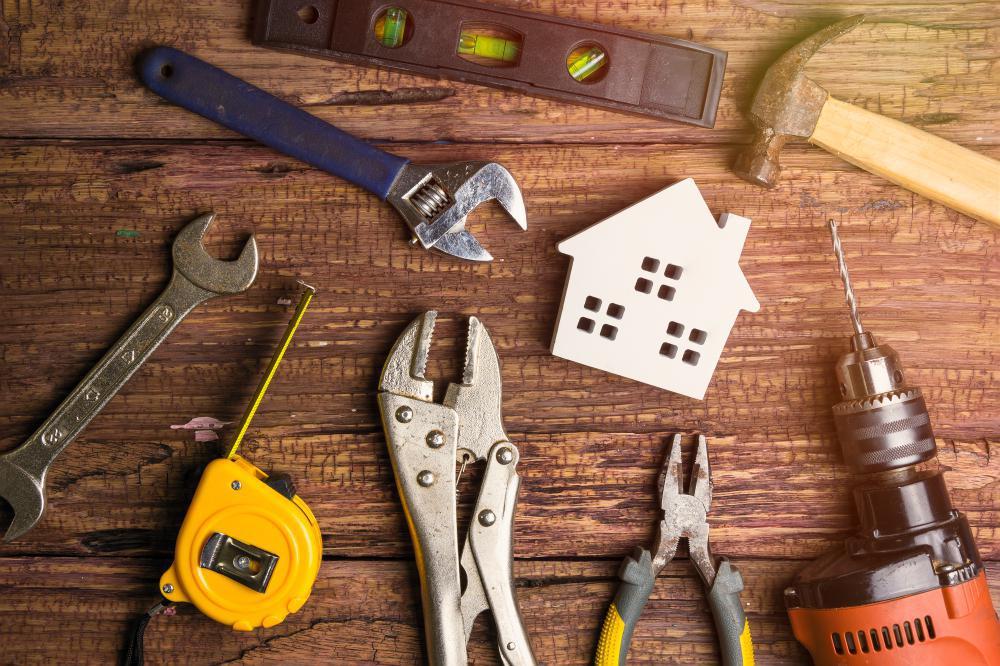تعمیر و بهسازی تاسیسات ضرورتی