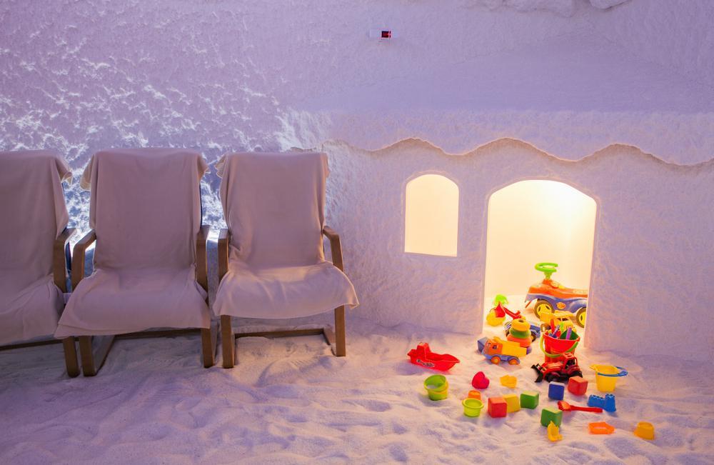 نمونه عکس های طراحی اتاق نمک