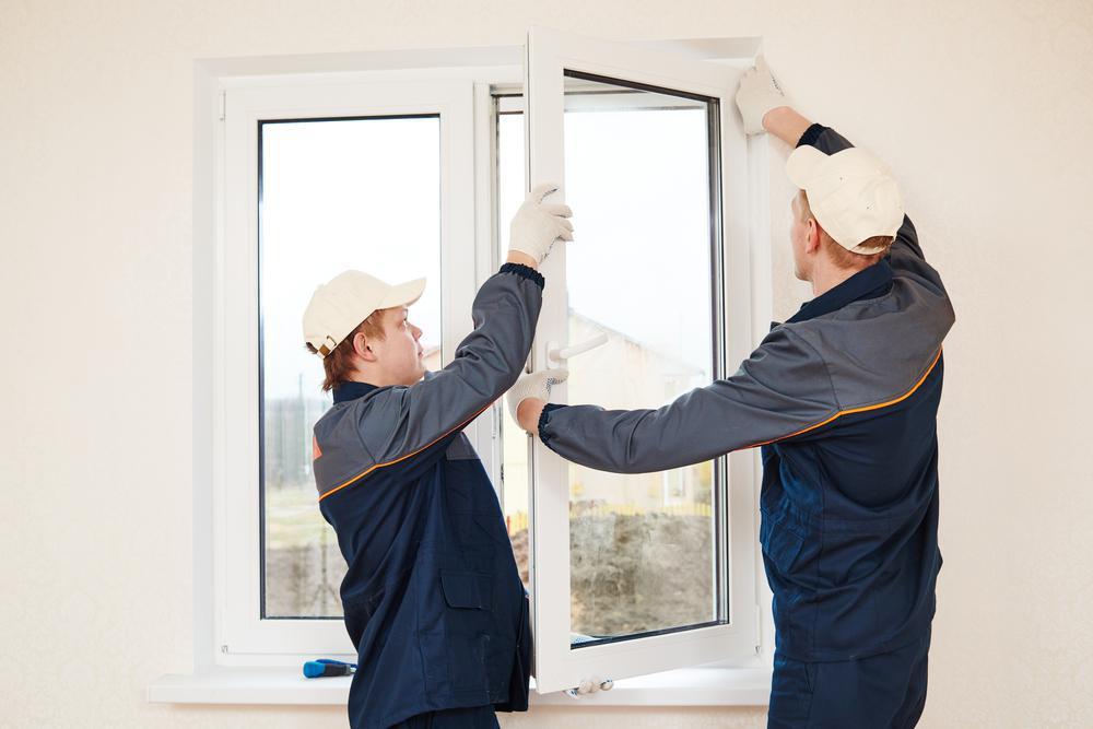بهسازی درب و پنجره در بازسازی ساختمان